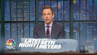 Teen Slang: Tinderella, SlapChat - Late Night with Seth Meyers