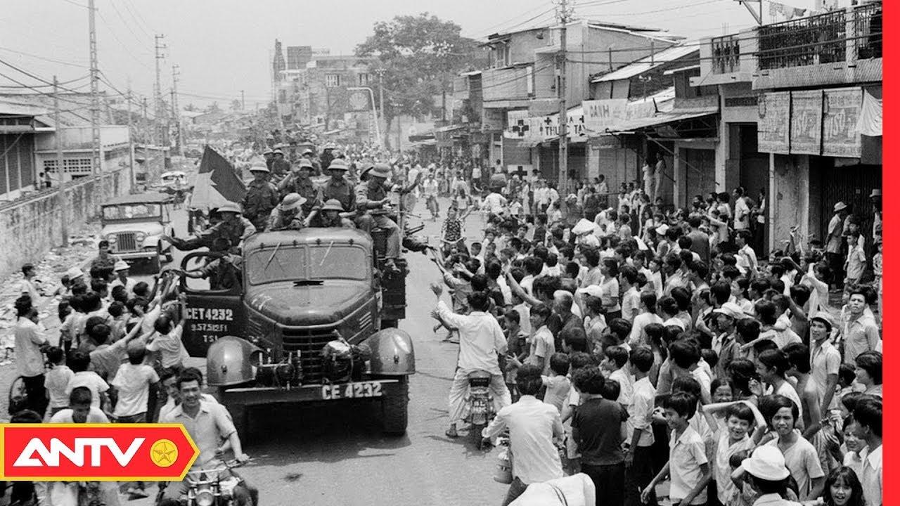 Kỷ Niệm 44 Năm Ngay Giải Phong Miền Nam Thống Nhất đất Nước Antv Youtube