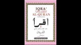 Gambar cover Iqra Book 1 Intro