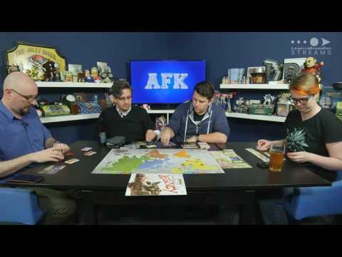 AFK — Risk Legacy Ep7