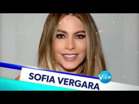 THE VIEW - 19x12 - Sofia Vergara/Anthony Anderson