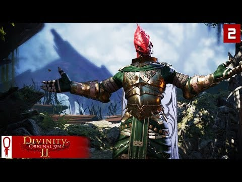 THE RED PRINCE - Divinity Original Sin 2 Gameplay Part 2 - [Coop Multiplayer]