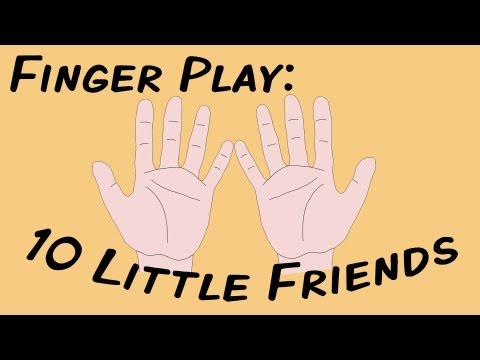 finger play Read the lyrics to the children's song a family fingerplay on bussongscom fingers spread this is my sister touch ring finger she helps and she plays,.