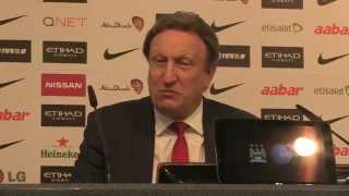 Neil Warnock Post-Manchester City Press Conference