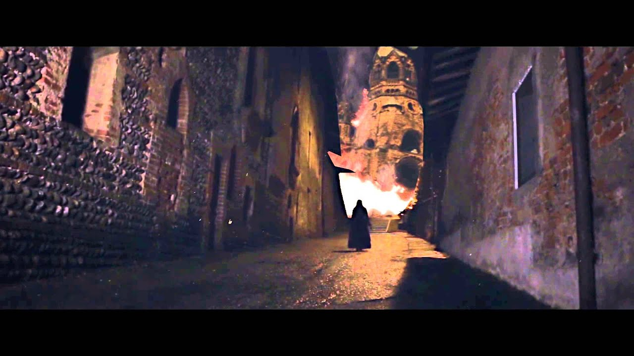 """The Last Hero Trailer""-Visual Effects Breakdown/Showreel ..."