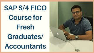 SAP S4 FICO Course for Fresh Graduates/Accountants | Who Wanted to Start their SAP Consulting Career