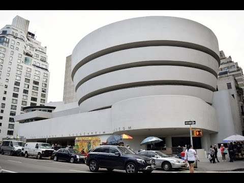 Guggenheim Museum Tour - New York (2017)