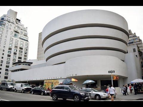 Guggenheim Museum Tour
