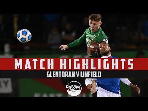 Glentoran Linfield Goals And Highlights