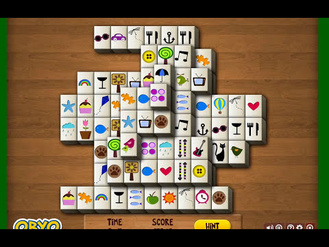 Веселый Маджонг Mahjong Fun игра