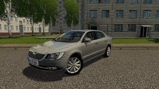 City Car Driving 1.5.6 | Skoda Superb 2014 | Custom Sound | +Download Link | 60FPS 1080p