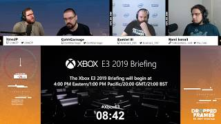 Dropped Frames E3 2019 - The Microsoft Conference