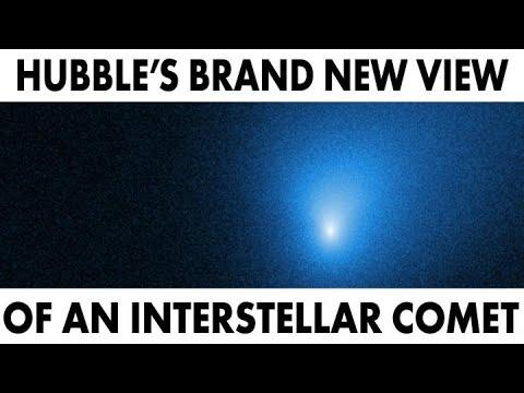 天文新發現—系外彗星造訪太陽系