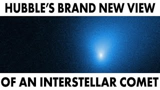 Hubble's New Image of Interstellar Object