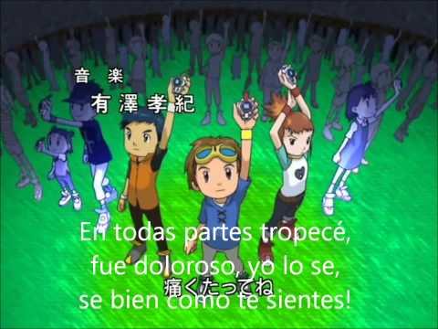 Digimon tamers opening (español latino) HD con letra