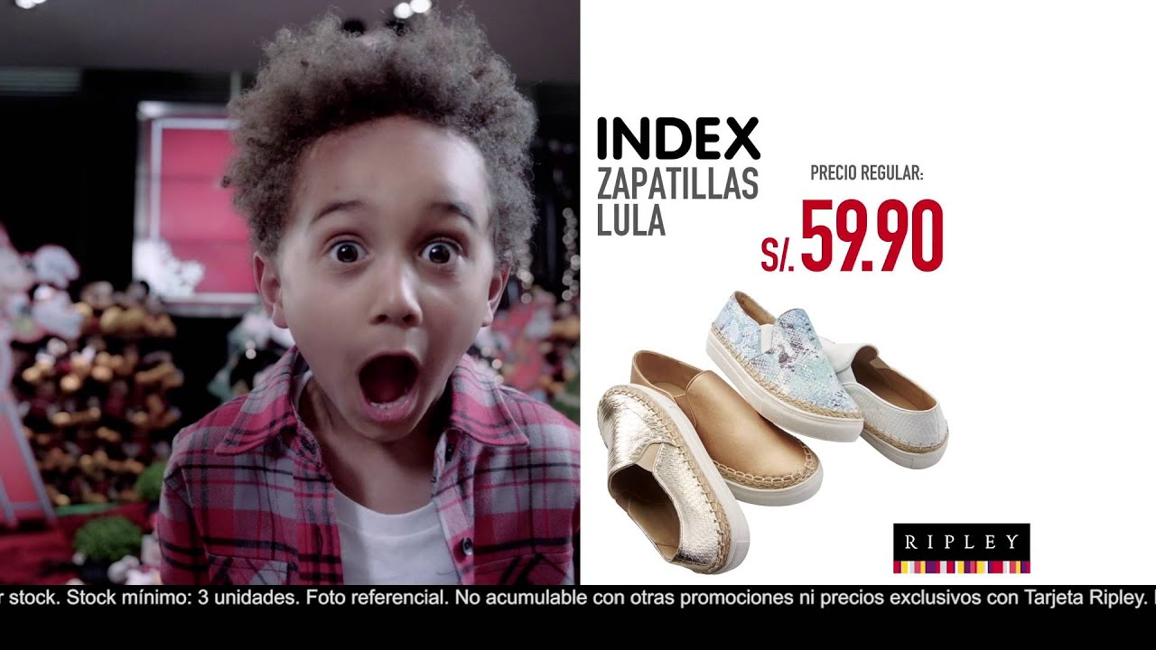 Zapatillas Index en Ripley