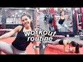 my workout routine 2018 // how I stay fit!   Ava Jules