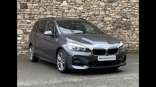 BMW 2 Series 220i M Sport Gran Tourer DCT - Yd69yxu