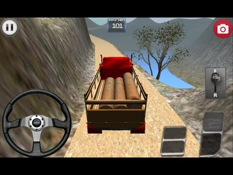 Truck Driver 3d Game Trailer Youtube