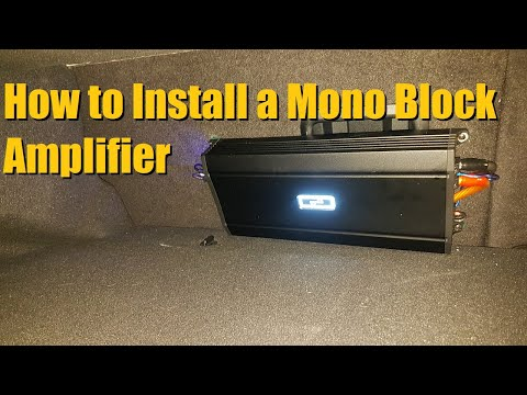 mono-block-amplifier-install-/-sub-amp-installation-|-anthonyj350
