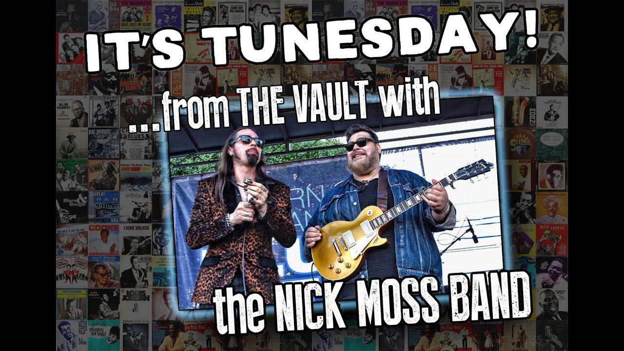 Tunesday #10 - Blues Harmonica, Blues Harp Jam w/Dennis Gruenling, Nick Moss Band