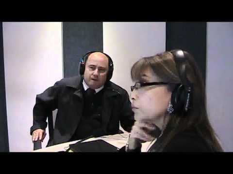Entrevista a Manuel Espino sobre libro de Scherer.