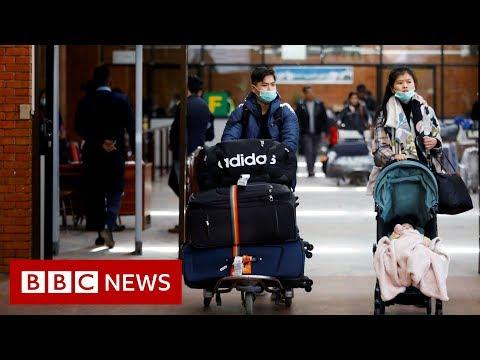 Coronavirus: 50 confirmed cases outside China - BBC News