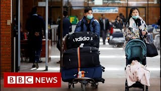 Coronavirus: 50 confirmed cases outside China - BBC News