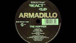 ARMADILLO - The Hopper (Blu Peter Remix) - 12 REACT 68