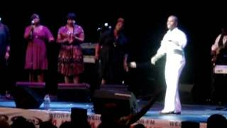 """Kirk Franklin """"My Life Is In Your Hand"""" LIVE in Miami 5/9/10"""
