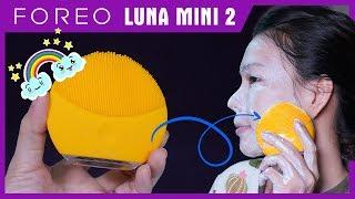 Máy rửa mặt Foreo Luna Mini 2 Review chi tiết - Có thật sự tốt và đáng mua không ?