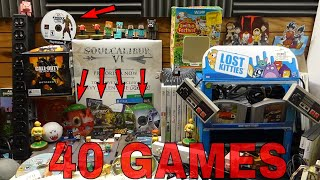 FOUND OVER 40 *FREE* VIDEO GAMES!!! Weekly Recap 106/107