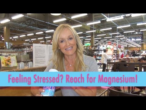 The Importance of Magnesium for Stress Relief - PhiloSophie Monday