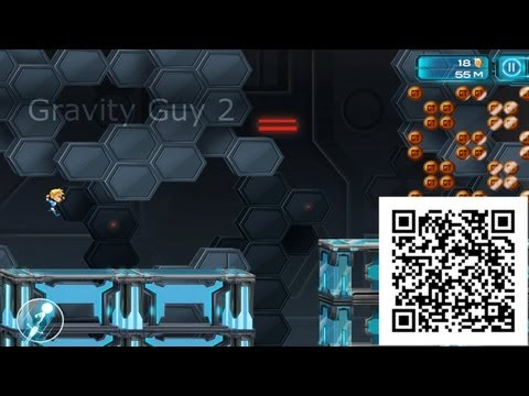Gravity Guy 2 для Windows Phone 8