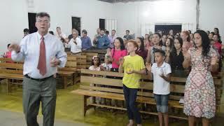 """IGREJA DA MENSAGEM REVELADA """"ORÁCULO X"""" - Vídeo 376 - Dai glória a Deus"""