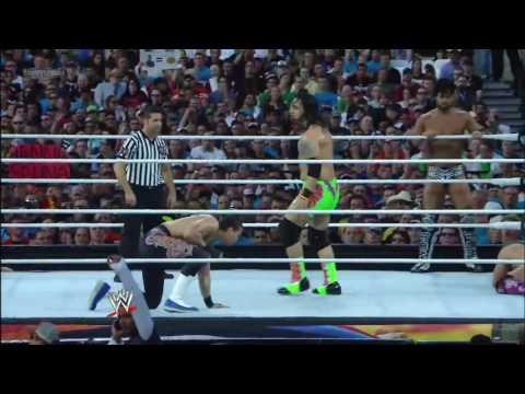 FULL MATCH: Primo & Epico vs. Justin Gabriel & Tyson Kidd vs. The Usos - WrestleMania 28 Pre-Show