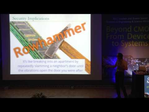 Onur Mutlu, ETH Zurich/CMU - Rethinking Memory System Design