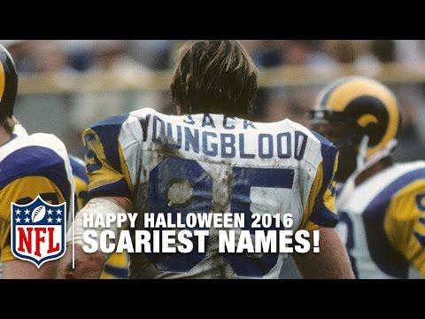 Scariest Names in NFL History | Good Morning Football | NFL Network