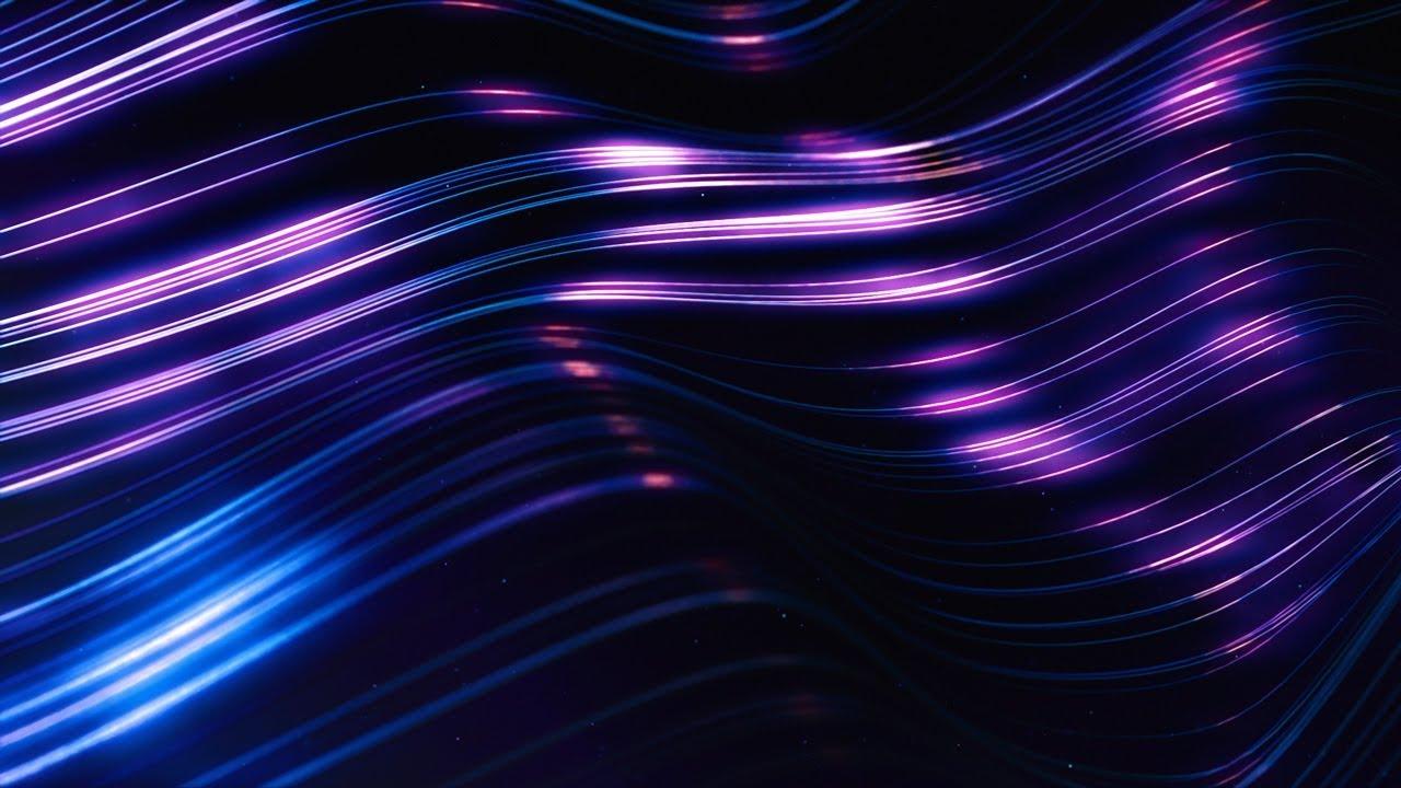 Futuristic Streaming Background - YouTube