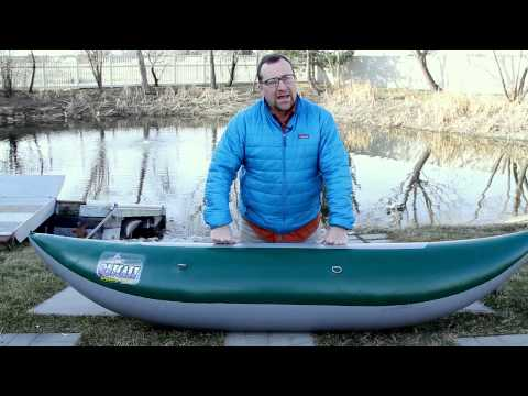 Outcast Pontoon Boat - Proper Inflation