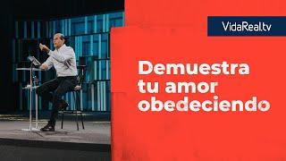 Demuestra tu amor obedeciendo. | Irresistible | Pastor Ricky Marroquín