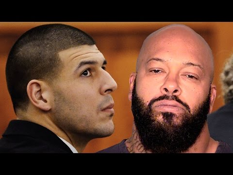 Suge Knight and Aaron Hernandez: Murder Was The Case