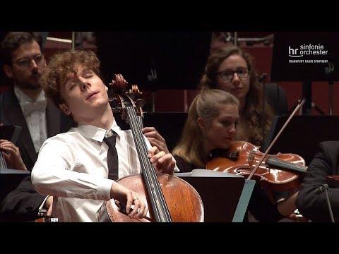 Haydn: 1. Cellokonzert C-Dur ∙ hr-Sinfonieorchester ∙ Bruno Philippe ∙ Christoph Eschenbach