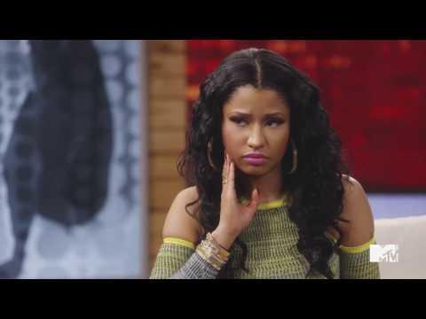Dave Skylark's Very Special VMA Special Nicki Minaj Scene Part 2.