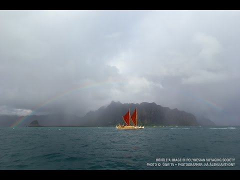 Hōkūle'a: A Worldwide Voyage to Care for Island Earth - Polynesian Voyaging Society