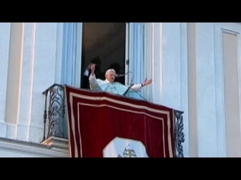 Pope Benedict XVI's Historic Farewell
