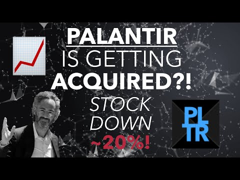 Palantir is Getting Acquired by Mithril? PLTR Update: Lockup, 2021 Predictions & Mithril Involvement