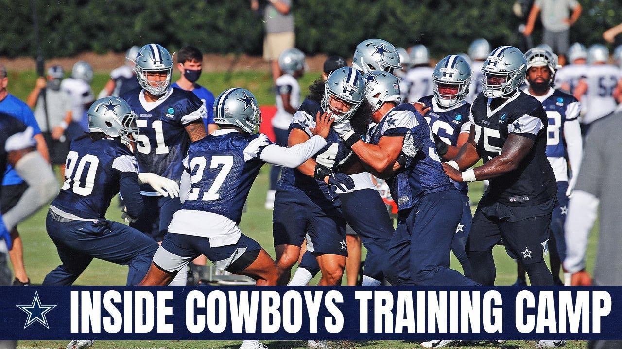 Inside Cowboys Training Camp: Things Change | Dallas Cowboys 2020