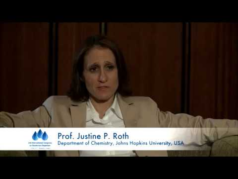 Justine P. Roth interview - III. Deuterium Depletion Conference 2015.