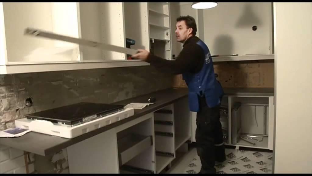 keittiöremontti keittiö keittiökalusteita asennus opas mp4